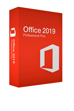 Microsoft Office Professional Plus 2019 Software